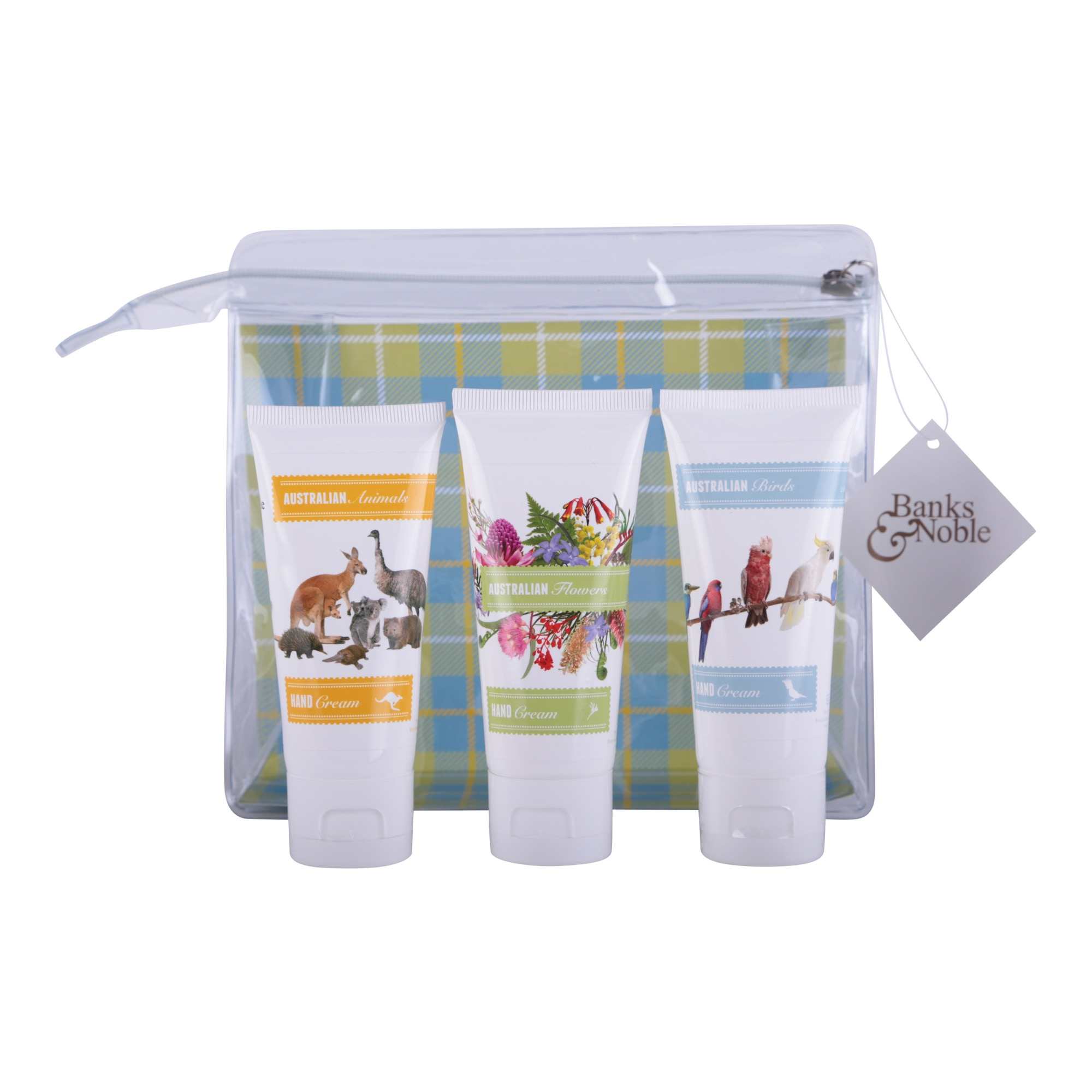 Australian Trio Animal, Flower & Bird Gift Pack - 3 Hand Creams