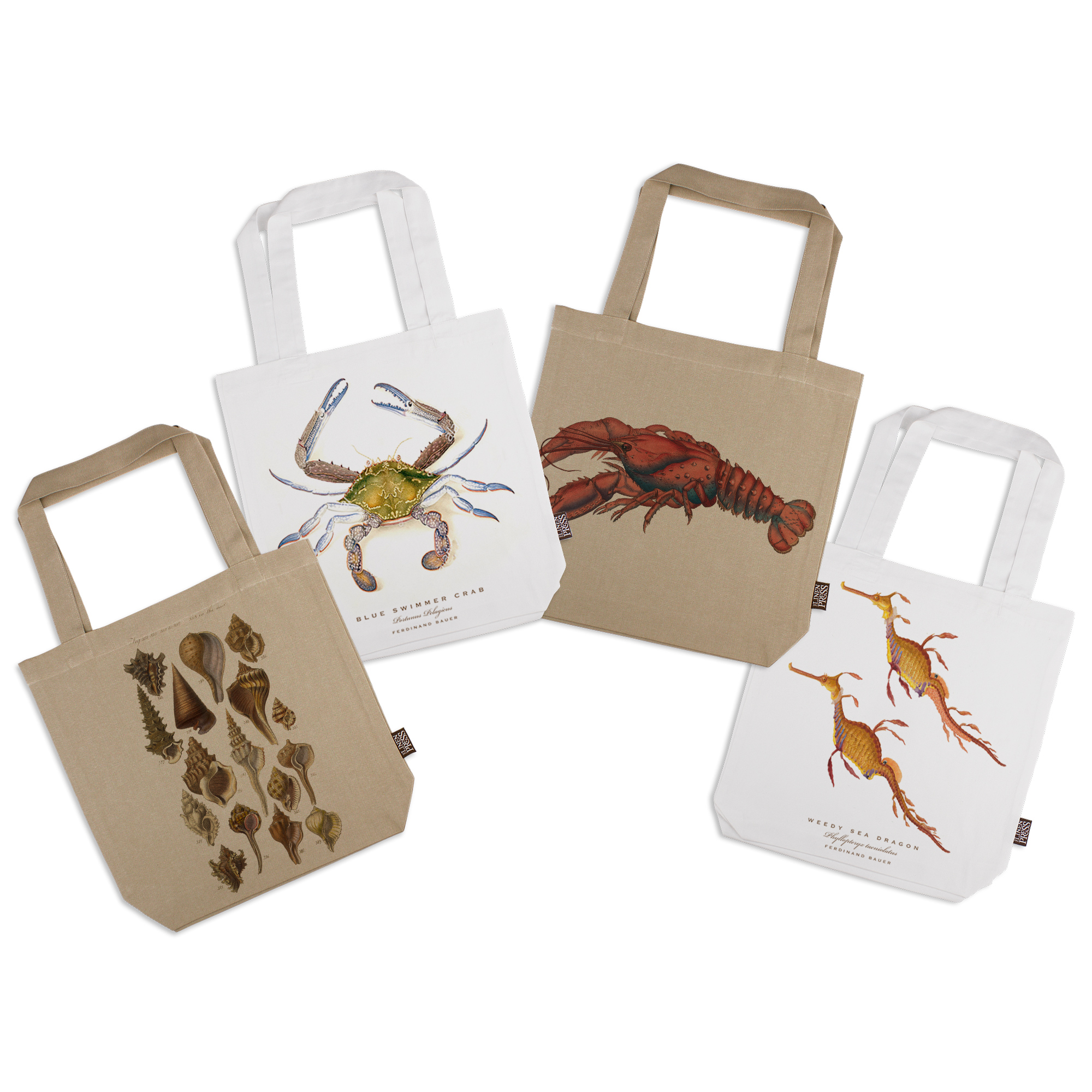 Animals - Marine - Tote Bag