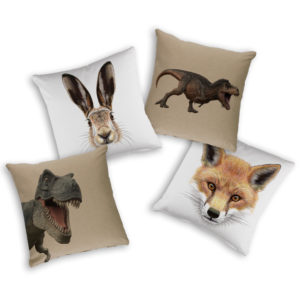 Animals - Wild - Cushion Cover