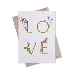 Traditional - Multi Love Card
