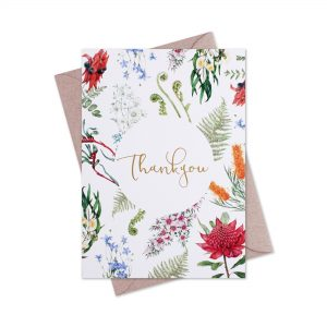 Traditional - Thank You Card