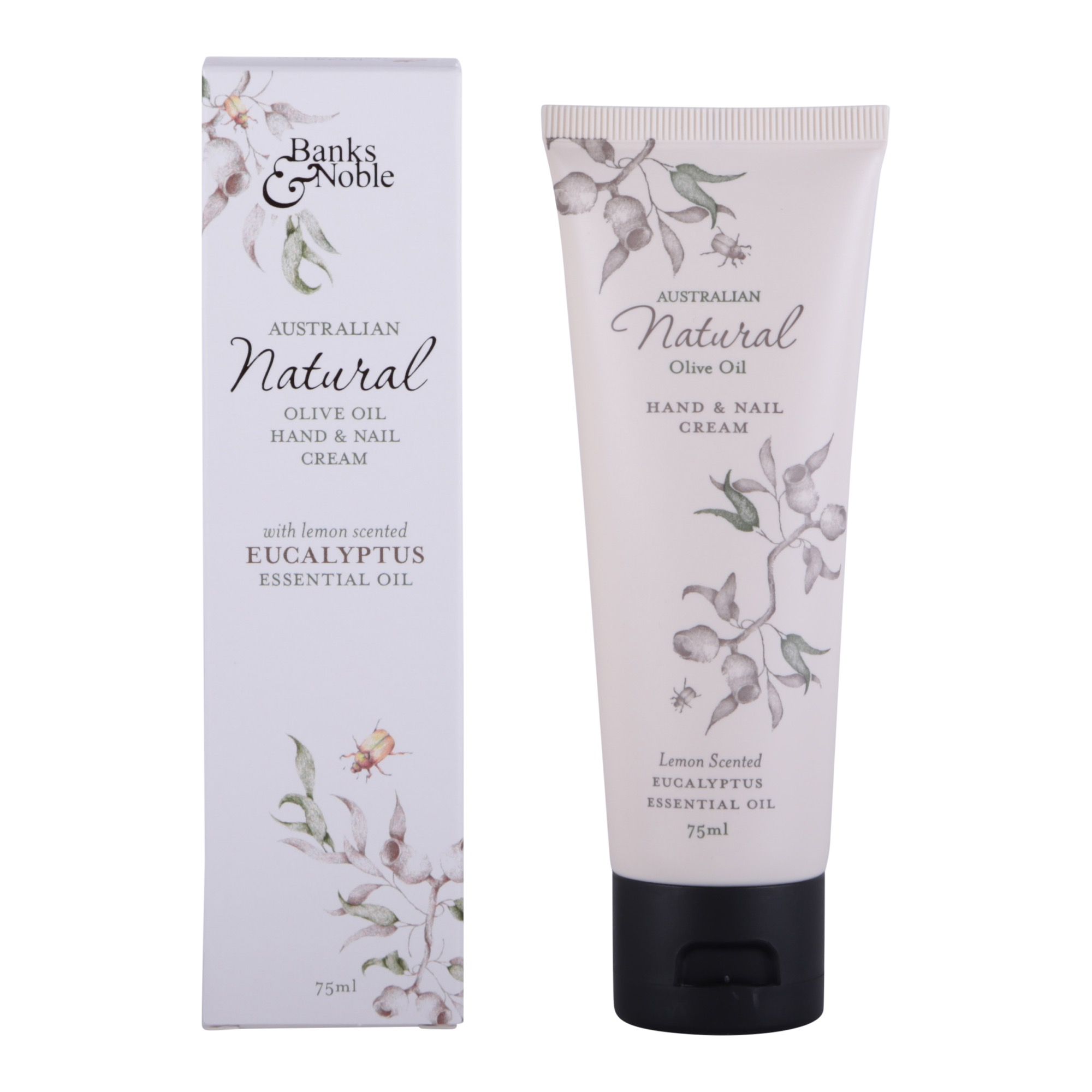 Natural Olive Oil & Eucalptus Hand Cream - TESTER - Max of 2
