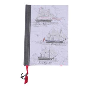 Early Australian Maritime - Address & Birthday Book