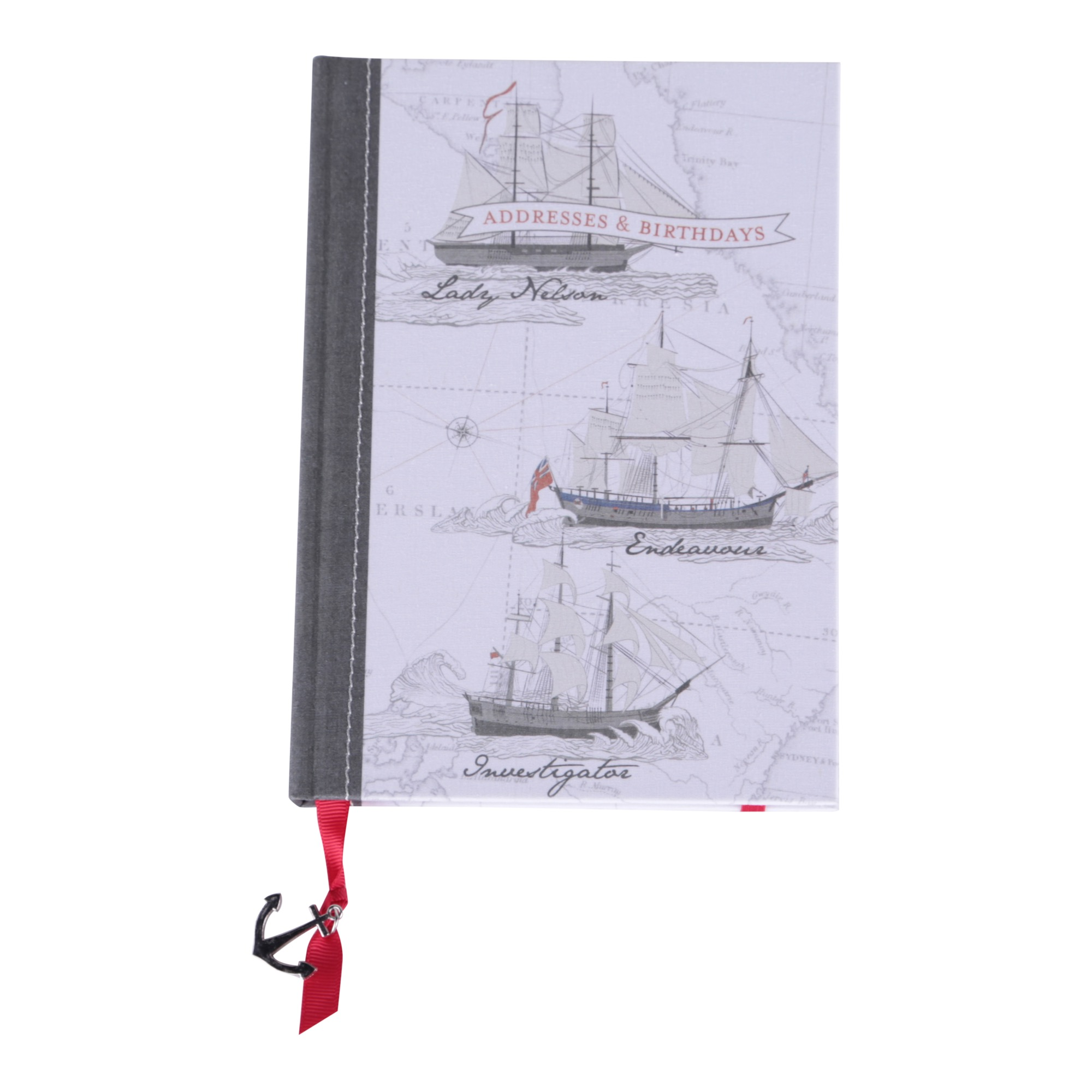 Early Australian Maritime - Address & Birthday Book