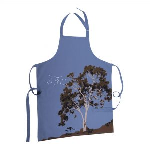 Apple Box Glow Apron
