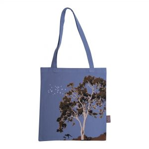 Apple Box Glow Shopper Bag